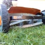 The Innovative Push Mower: Fiskars StaySharp Max Mower Review