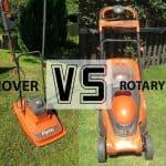 Hover Mower Vs Rotary Mower