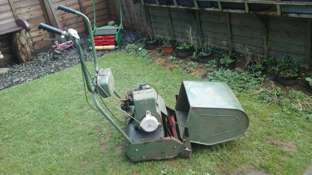ATCO Cylinder Mower - rotary or cylinder Mower