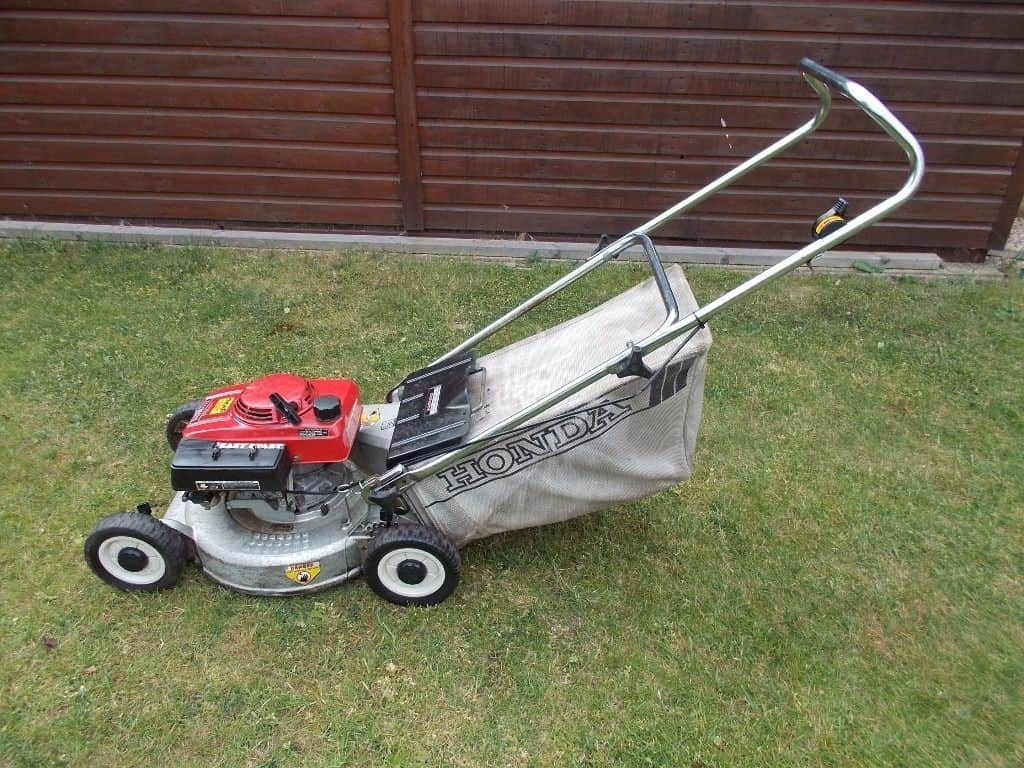 Honda Rotary Mower - rotary or cylinder mower