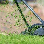 effortless grass mowing