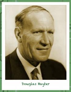 Douglas Hayter