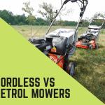Cordless Vs Petrol Lawn Mower
