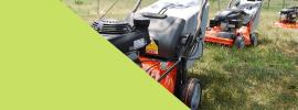 Cordless vs petrol mower