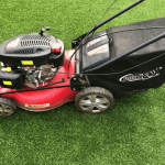 Best Petrol Lawn Mower for Large Gardens: Frisky Fox Self-Propelled Petrol Mower Review
