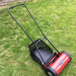 Einhell GC-HM 30 Manual Hand Push Lawnmower Review – A Solid Lil' German Push Mower